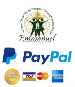 Paypal Emmanuel COGIC